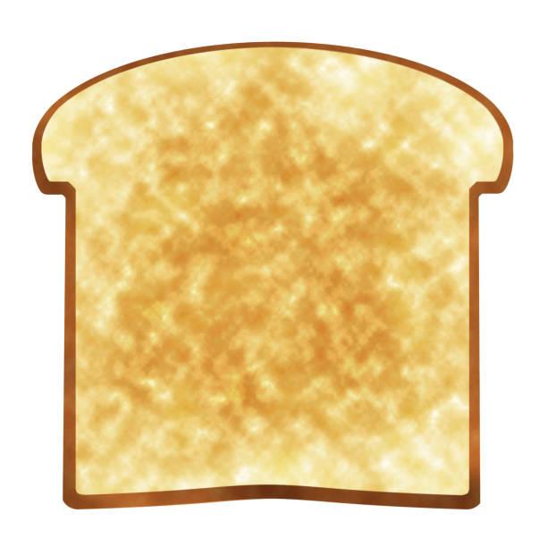 焼きパン - 食パン点のイラスト素材/クリップアート素材/マンガ素材/アイコン素材