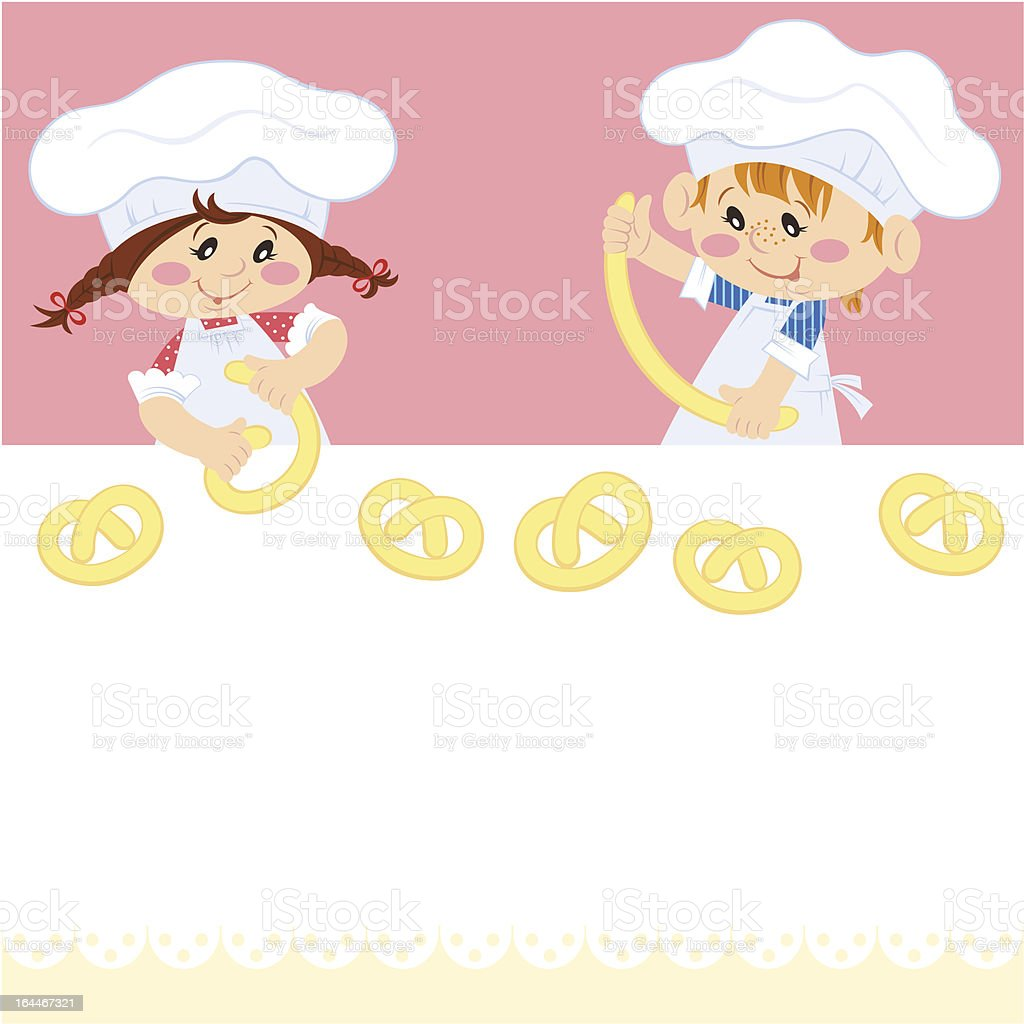 Baking royalty-free stock vector art
