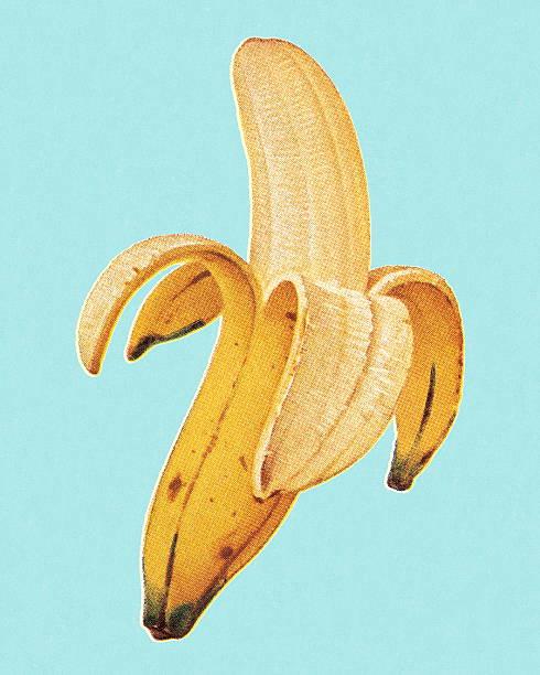 illustrazioni stock, clip art, cartoni animati e icone di tendenza di banana - banana