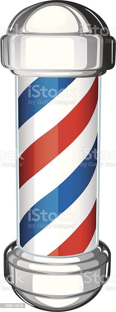 barber shop pole royalty-free barber shop pole stock vector art & more images of barber