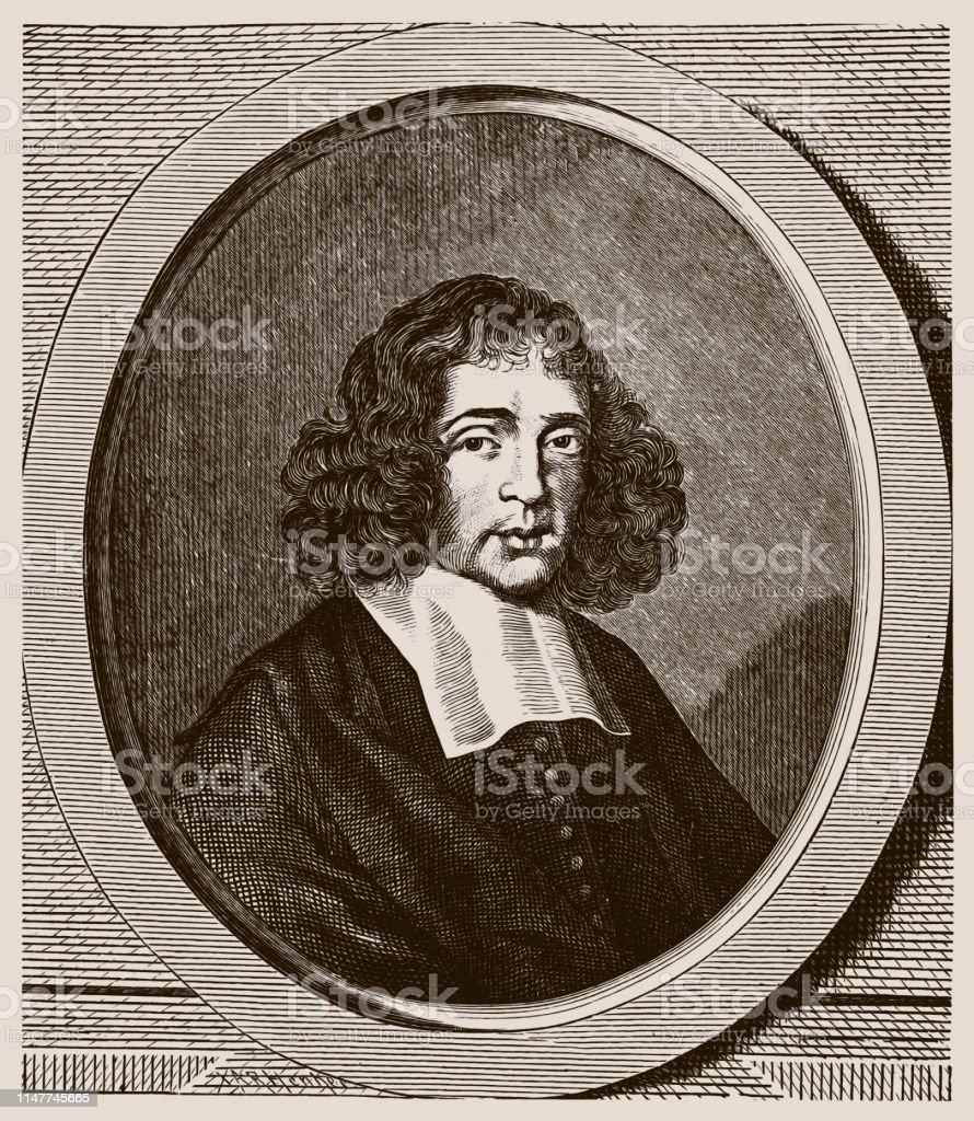 Baruch Spinoza Born Benedito De Espinosalater Benedict De