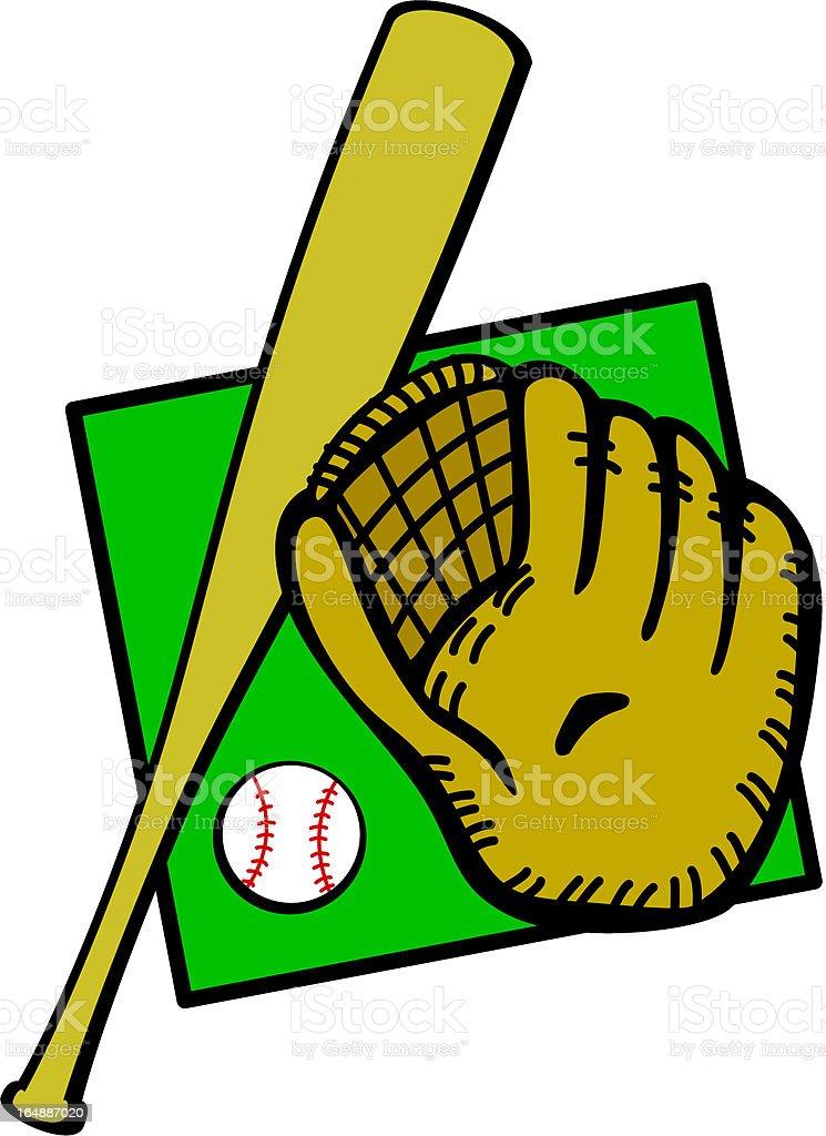 baseball equipment royalty-free baseball equipment stock vector art & more images of athlete