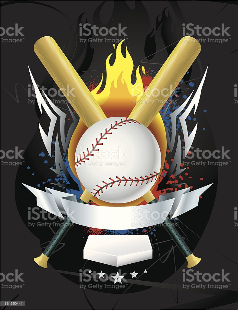 Baseball Icon royalty-free baseball icon stock vector art & more images of backgrounds