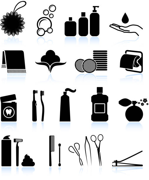 Bathroom Clip Art Black And White: Royalty Free Soap Clip Art, Vector Images & Illustrations