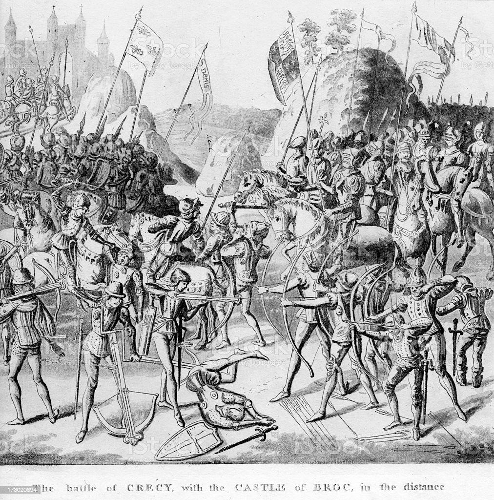 Battle Of Crecy Longbow