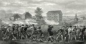 istock Battle of Lexington, 1775 1295311652