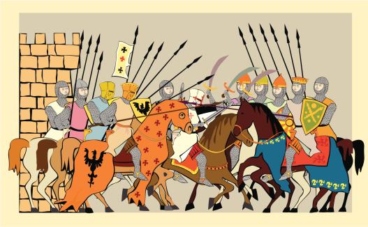 Battles of the crusades