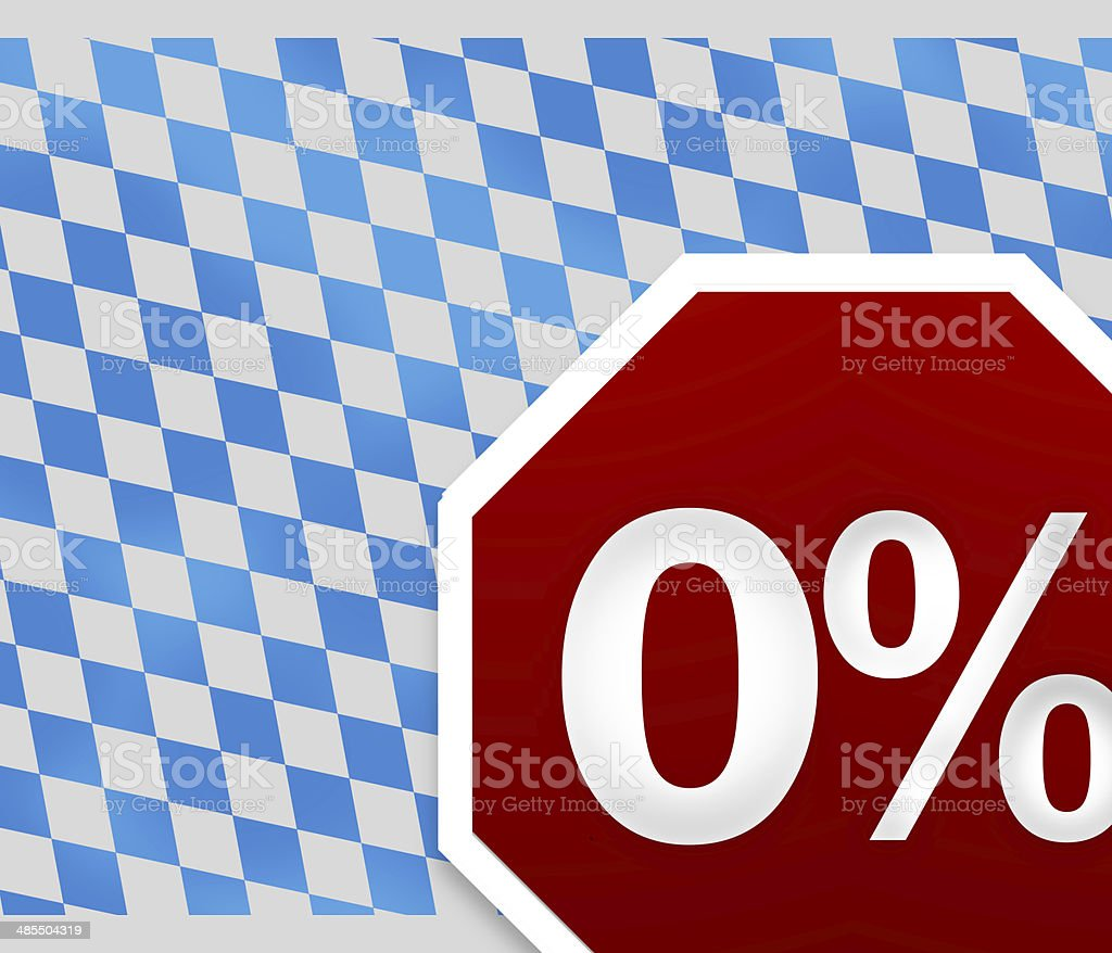 Bavaria Oktoberfest vector art illustration