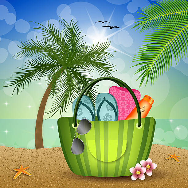 Clip Art Beach Blanket: Royalty Free Beach Towel Clip Art, Vector Images