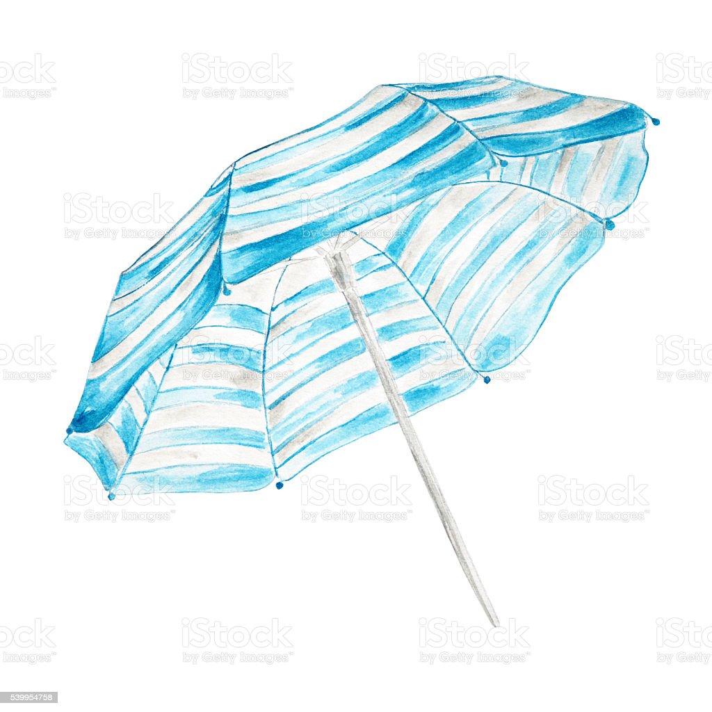 Disegni Di Spiaggia E Ombrelloni.Ombrellone Da Spiaggia Immagini Vettoriali Stock E Altre Immagini