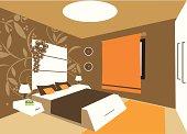 bedchamber decoration