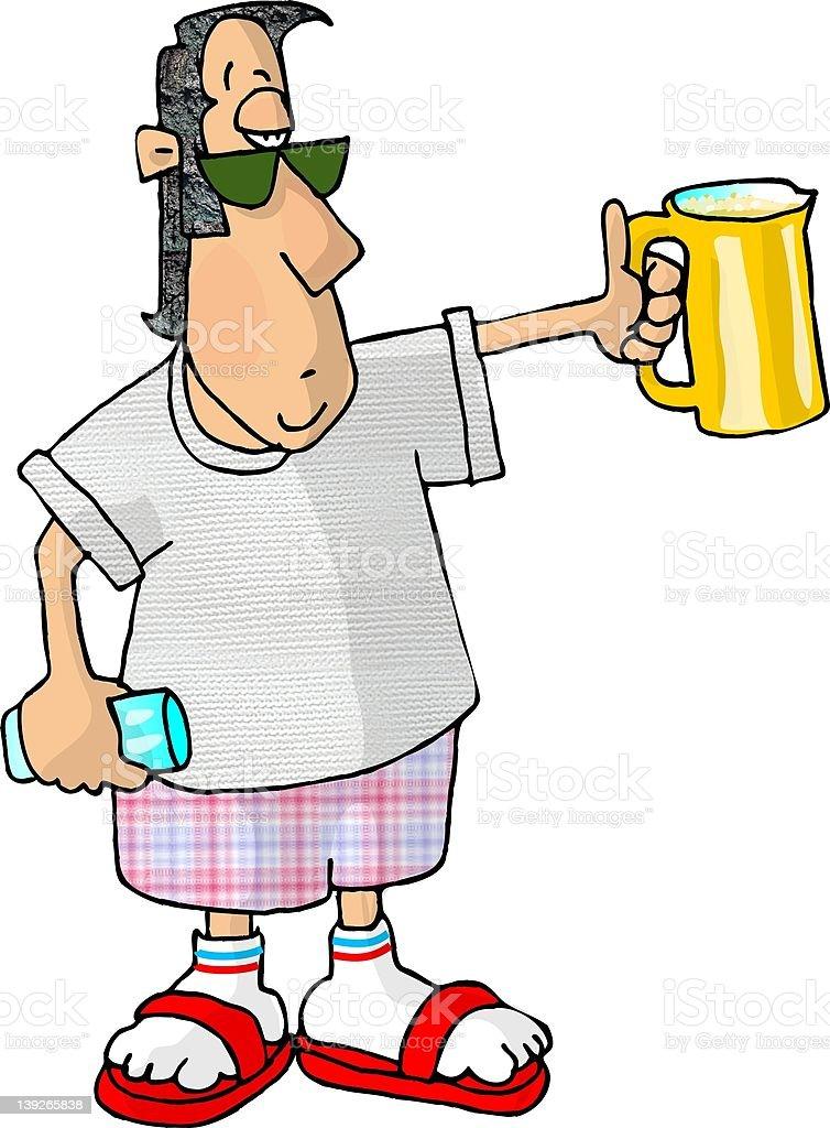 Beerman royalty-free beerman stock vector art & more images of adult