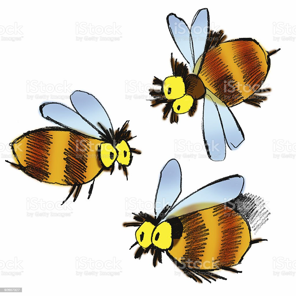 bees royalty-free bees stock vector art & more images of animal wing