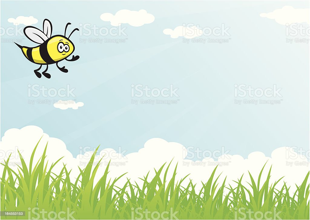 Beeutiful Day royalty-free beeutiful day stock vector art & more images of animal