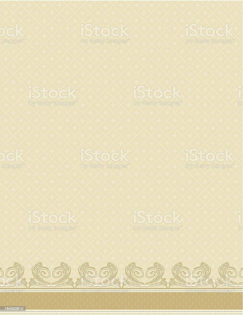 beige antique background royalty-free stock vector art