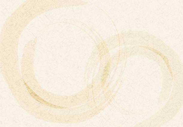 ベージュ和紙テクスチャの背景 - 和紙点のイラスト素材/クリップアート素材/マンガ素材/アイコン素材