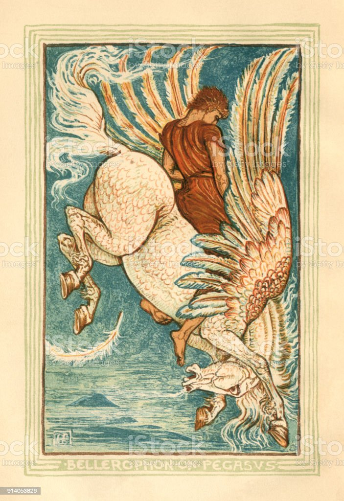 classical culture bellerophon A renewed fascination with the etruscan culture began in the renaissance of the greek hero bellerophon symbol of classical.