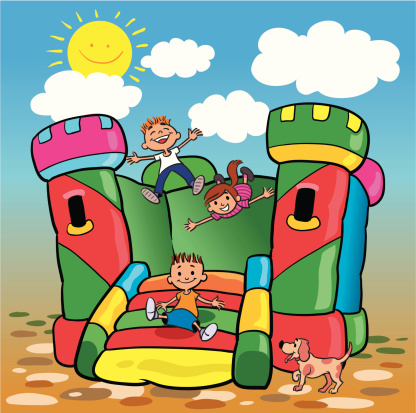 Big Bouncy Castle