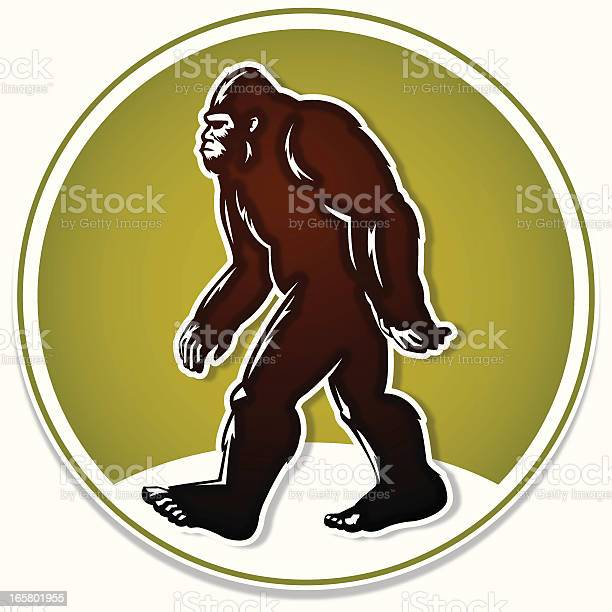 Bigfoot icon illustration id165801955?b=1&k=6&m=165801955&s=612x612&h=p42ac78uht7flcy0bnxvvhznygjyidmiygcyyfn5k48=