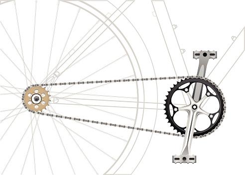 Bike Chain Drive
