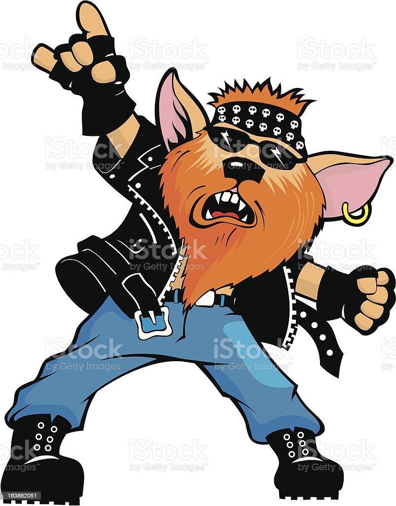 Biker royalty-free biker stock vector art & more images of animal