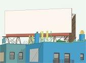 Billboard in Brooklyn