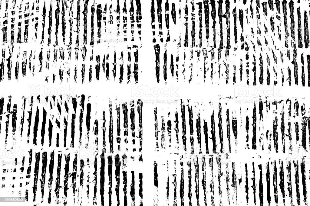 Black And White Abstract Paint Marks As Background Image Texture Stock Illustration Download Image Now