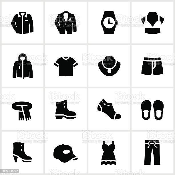 Black and white department store clothing icons illustration id165968725?b=1&k=6&m=165968725&s=612x612&h=b4crtisv6luh5xvqhvn1lizb4tw0wagr diiujs8sbk=