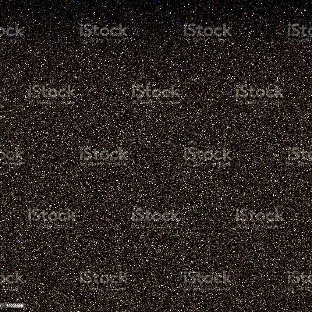Black brown glittering texture vector art illustration