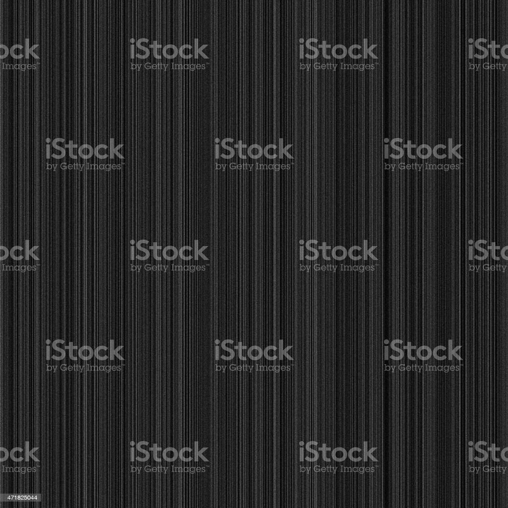 Black Brushed Metal Background Texture vector art illustration