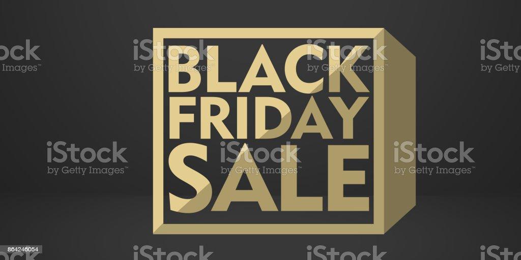 Black Friday sale inscription design banner royalty-free black friday sale inscription design banner stock vector art & more images of advertisement