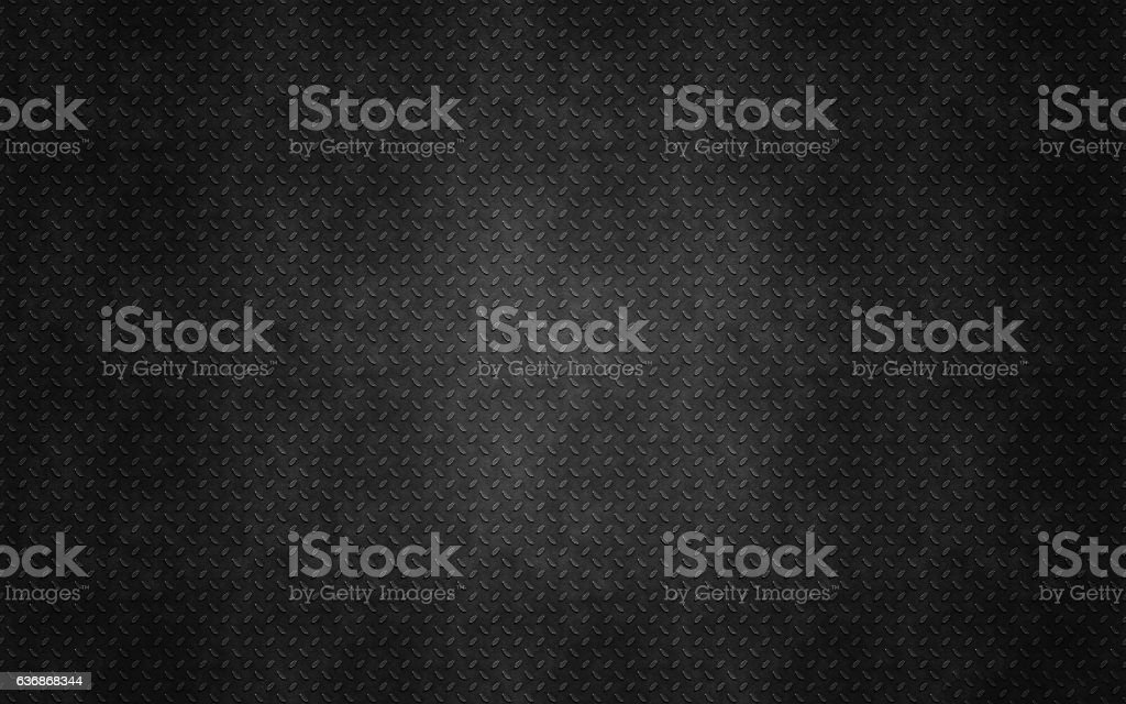 black mat vector art illustration