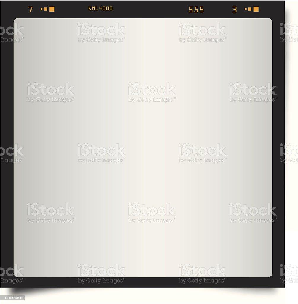 Black Polaroidrahmen Stock Vektor Art und mehr Bilder von ...