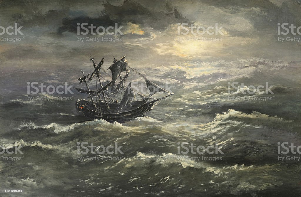 Black sails royalty-free black sails stock vector art & more images of abstract