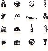 Black Symbols - Formula One