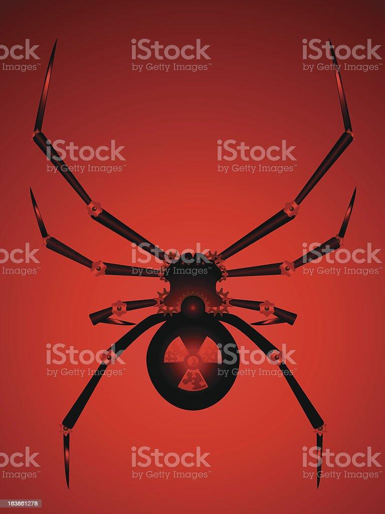 Black widow bot royalty-free black widow bot stock vector art & more images of arachnid