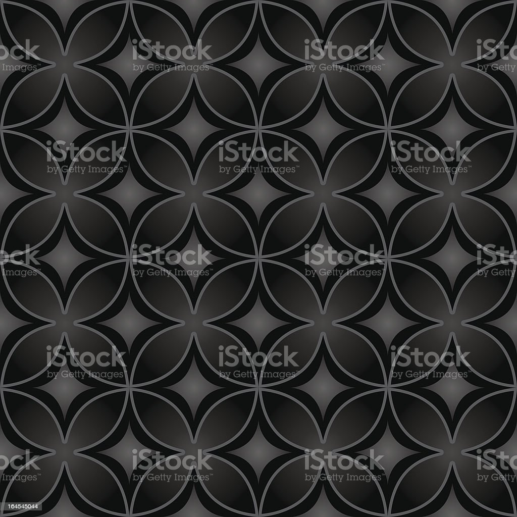 Blackwing (Seamless) royalty-free stock vector art