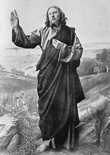 Illustration from 19th century.