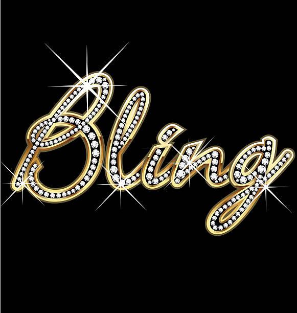 bling art  Royalty Free Bling Bling Clip Art, Vector Images & Illustrations ...