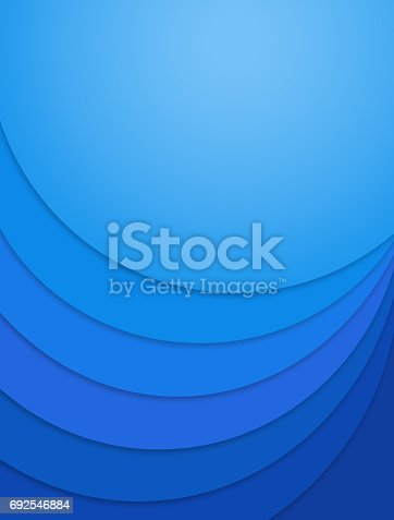 istock Blue abstract background 692546884
