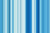 Blue aero azure denim, colorful seamless stripes pattern. Abstract illustration background. Stylish modern trend colors.