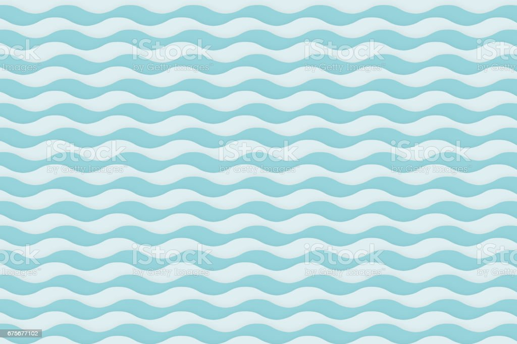 blue and white wave  background royalty-free blue and white wave background stock vector art & more images of abstract
