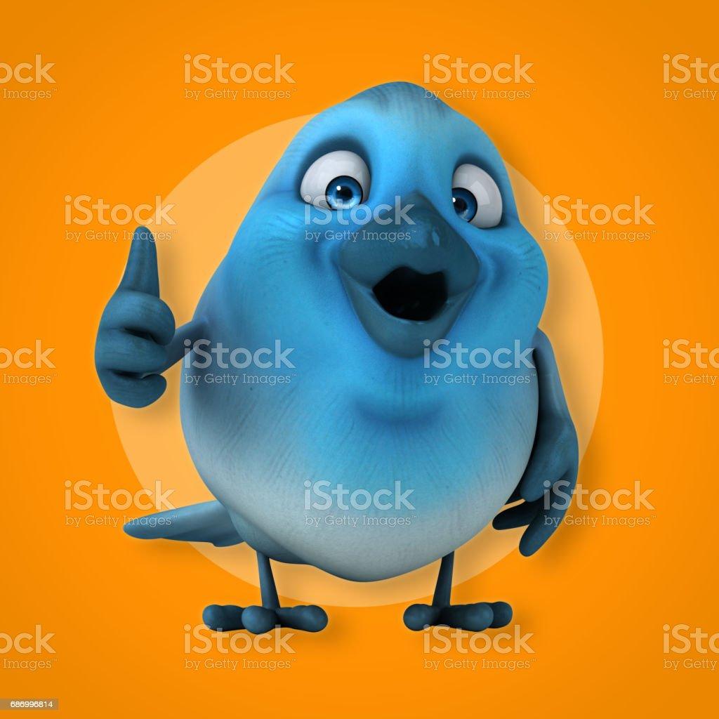Blue bird  Lizenzfreies blue bird stock vektor art und mehr bilder von blau