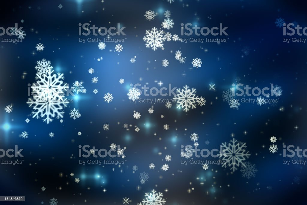 Blue christmas background royalty-free blue christmas background stock vector art & more images of abstract