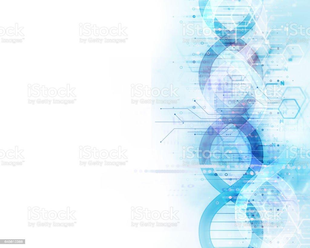 ブルーの dna 分子を抽象化技術の背景 ロイヤリティフリーブルーの dna 分子を抽象化技術の背景 - dnaのベクターアート素材や画像を多数ご用意