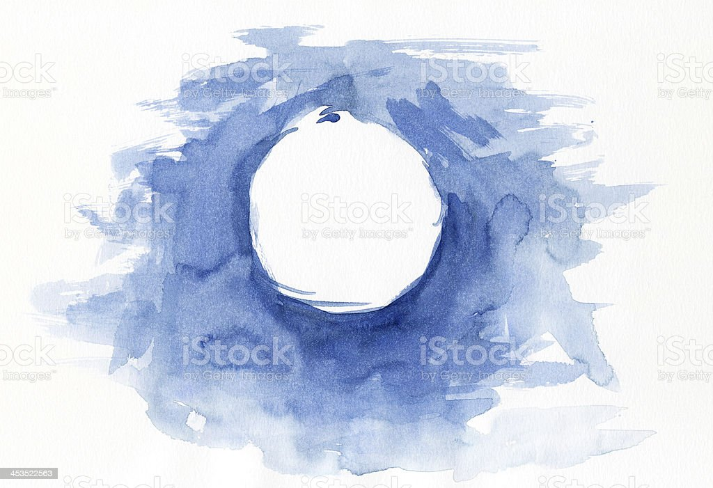Blue frame royalty-free blue frame stock vector art & more images of abstract