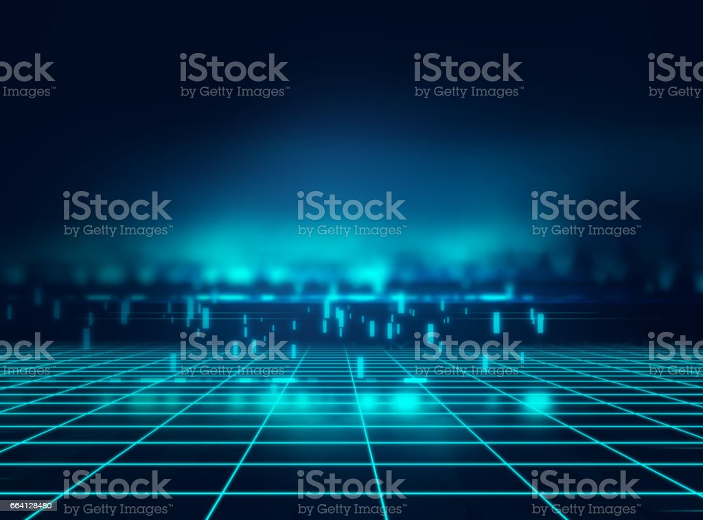 blue geometric  shape abstract technology background blue geometric shape abstract technology background - immagini vettoriali stock e altre immagini di astratto royalty-free