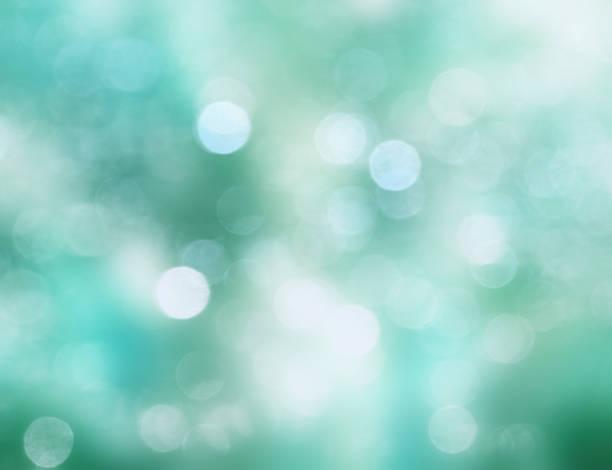 Blue green soft blurred background. vector art illustration