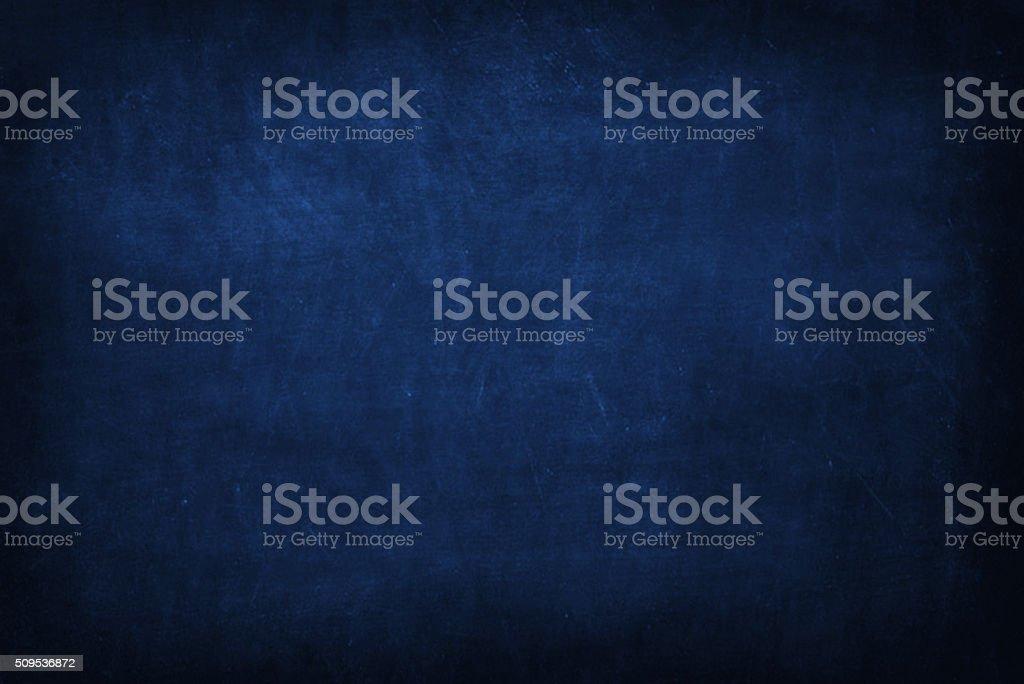 블루 그런지 칠판 - 로열티 프리 0명 스톡 일러스트