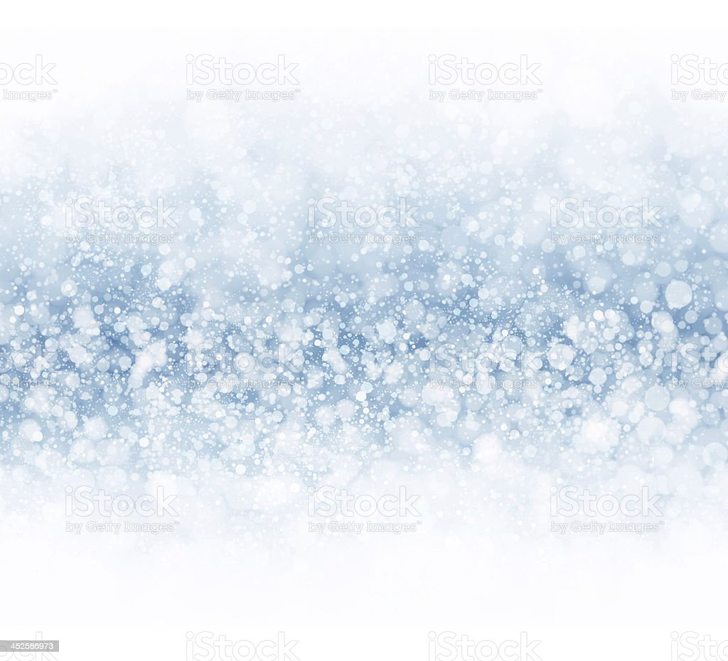 Blue lights background vector art illustration